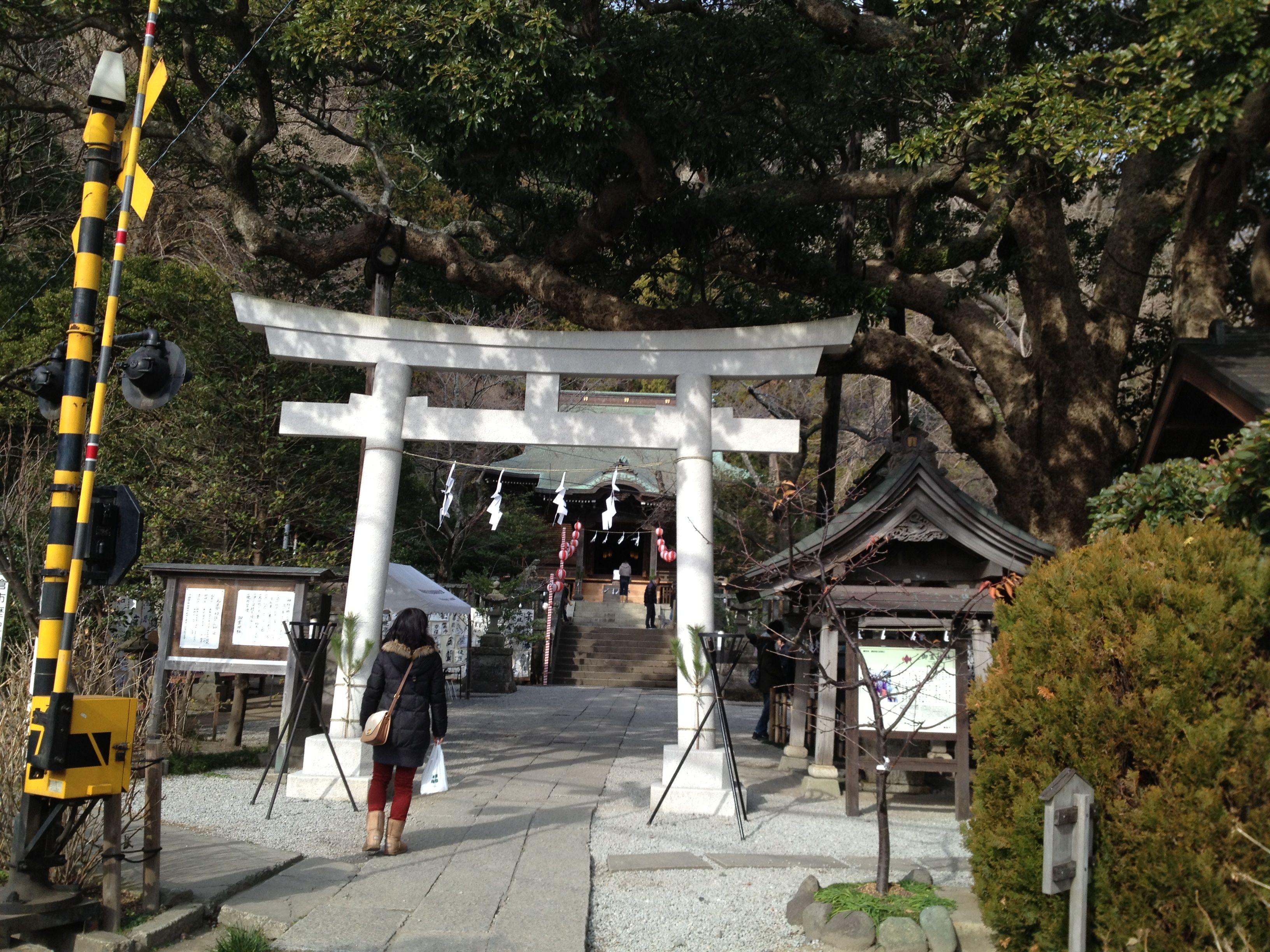 鎌倉で初詣の穴場は御霊神社(権五郎神社)