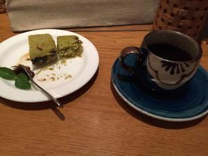 モリンガとオーガニックコーヒー