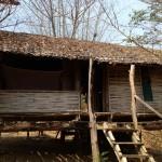 タイのパーイからチェンマイへ移動