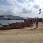 石垣島ハーリー 沖縄の海人のお祭りに参加