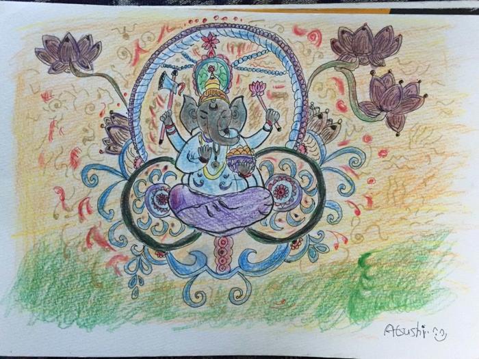インドの神様 ガネーシャ