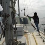 石垣島生活 ヨット初体験
