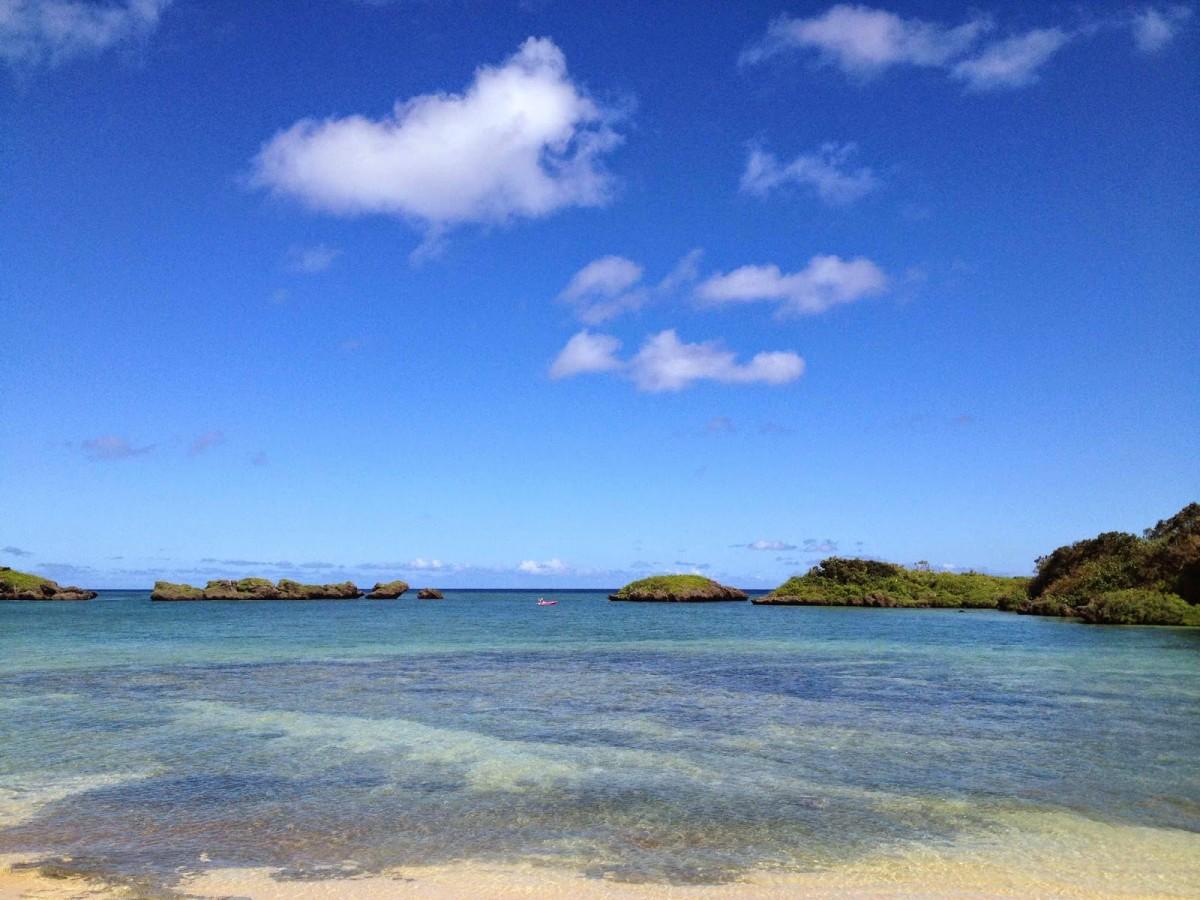石垣島の天気、気象、波情報、台風、風向きはここでチェック!