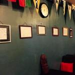 ドローイングアート展示会開催 石垣島 カフェ タニファ
