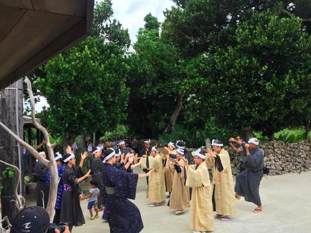 竹富島 お祭り