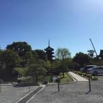 京都東寺の立体曼荼羅 弘法大師空海のデザインが美しい。教王護国寺