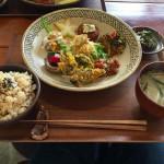 那覇でヴィーガン料理や精進料理を食べてハッピーだった。