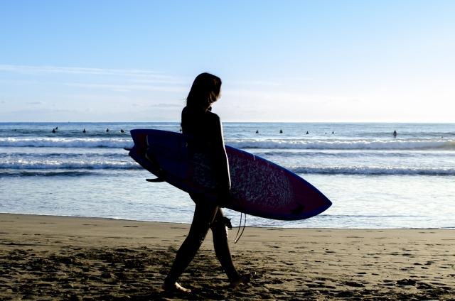 東京2020オリンピック・サーフィン 波乗りジャパン