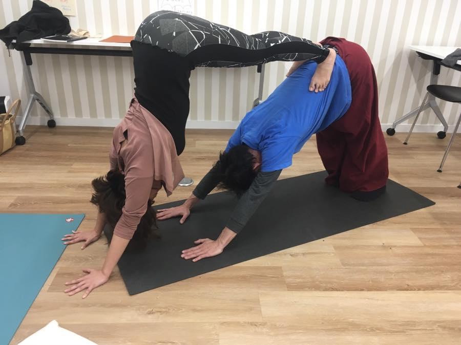 キッズヨガ Yoga Ed.講師養成講座PI1を受講修了